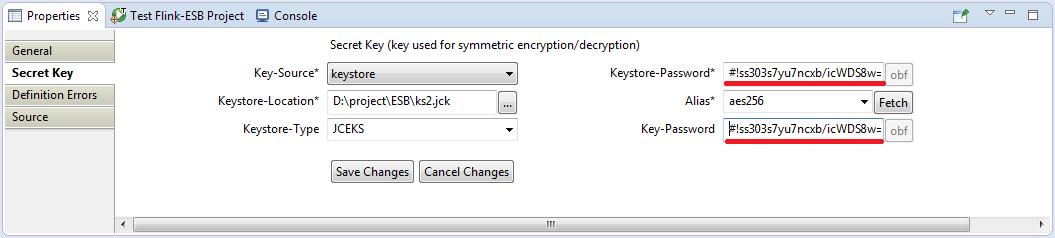 Tutorial: create OSGI service to encrypt/decrypt content of
